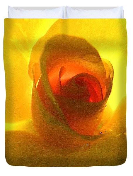 Inner Glow Duvet Cover