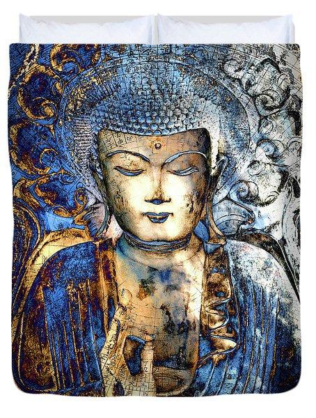 Inner Guidance Duvet Cover