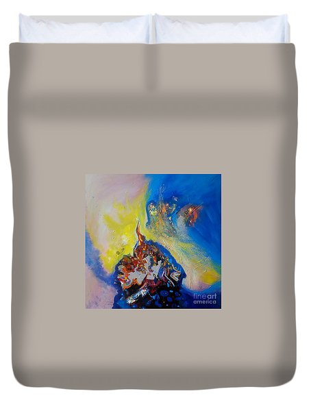 inner light II Duvet Cover
