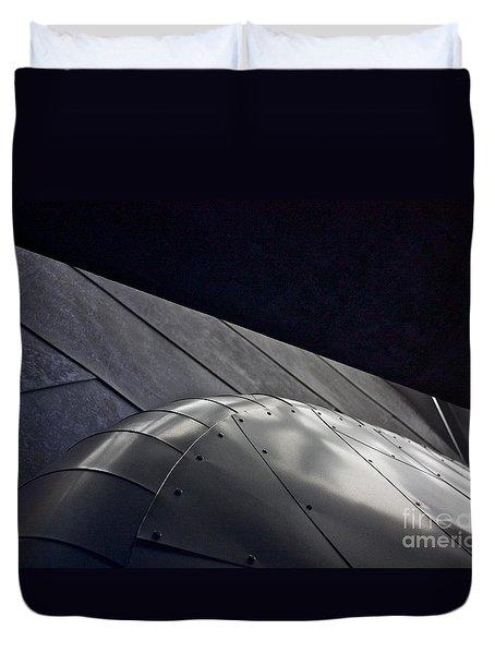 Inner Space 2 Duvet Cover by Linda Bianic