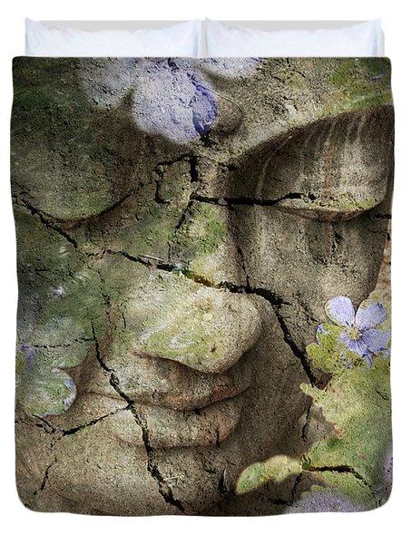 Inner Tranquility Duvet Cover