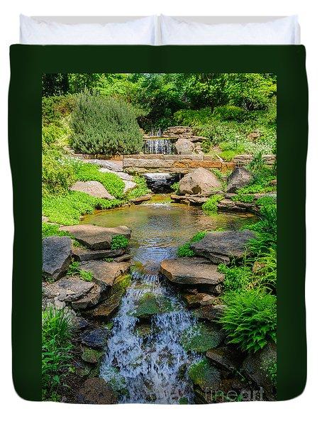 Inniswood Metro Park Photo Duvet Cover