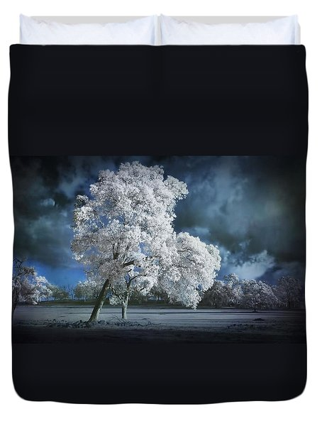 Ir View Duvet Cover