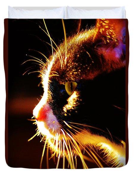 Irie Cat Duvet Cover