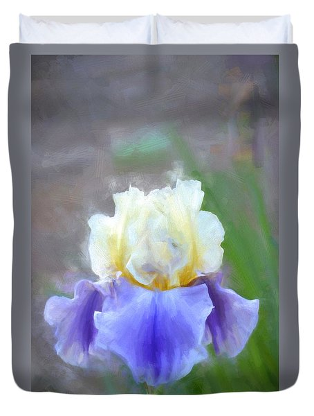 Iris 67 Duvet Cover