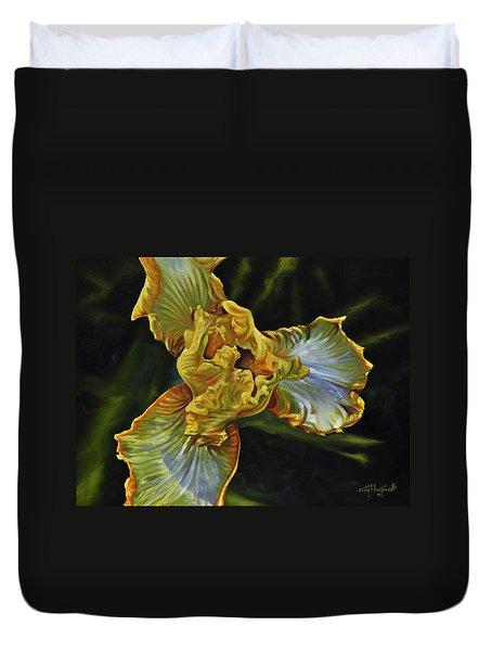 Iris Duvet Cover