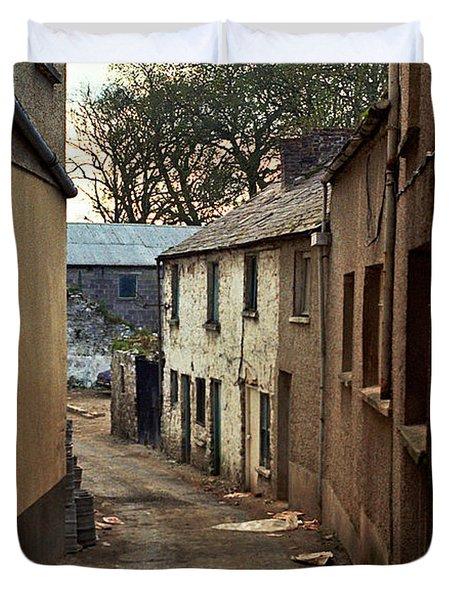 Irish Alley 1975 Duvet Cover