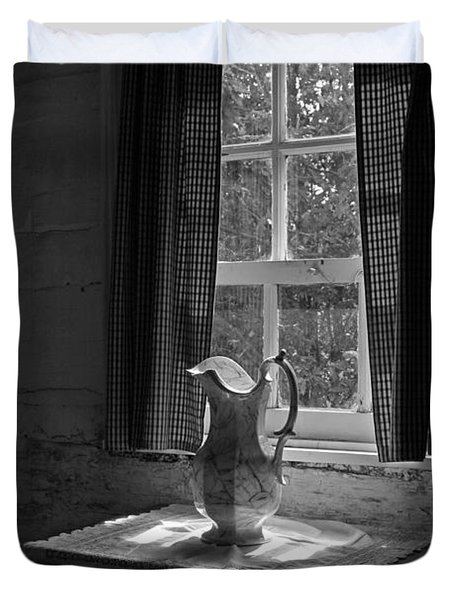 Irish Cottage #4 Duvet Cover