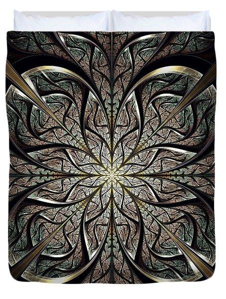 Iron Gate Duvet Cover by Anastasiya Malakhova