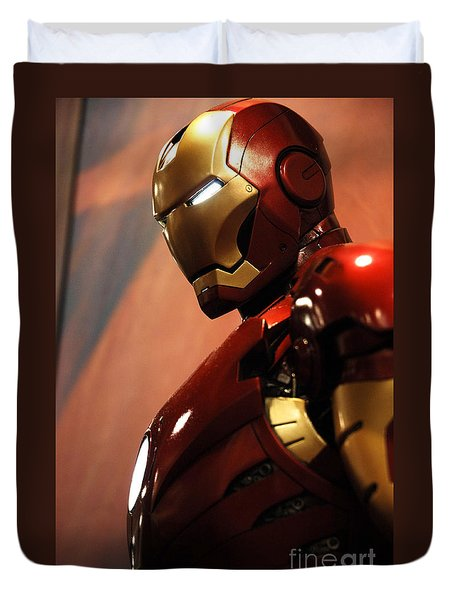 Iron Man Duvet Cover