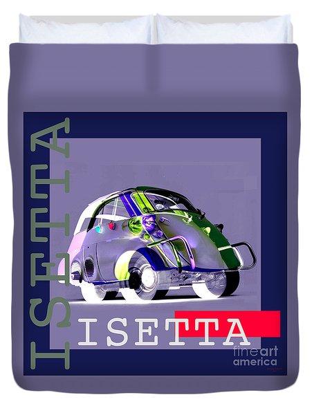 Isetta Duvet Cover