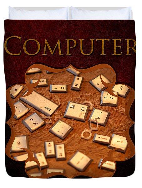 It Computer Professional  Duvet Cover