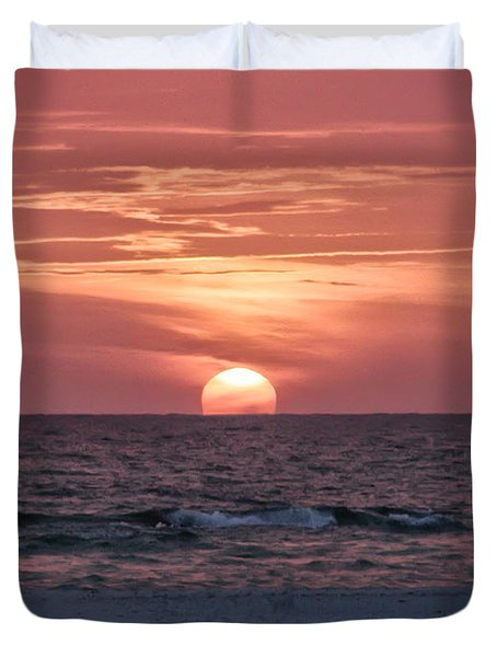 It Doesn't Get Any Better Than This Duvet Cover by Bill Cannon