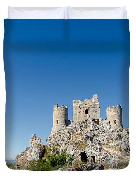 Italian Landscapes - Forgotten Ages Duvet Cover