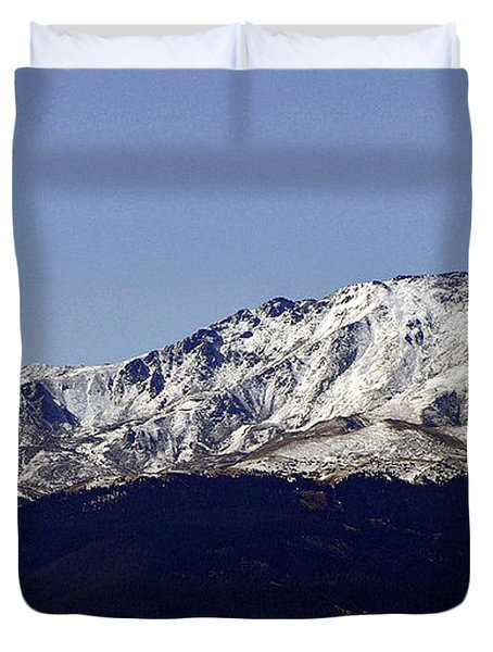 Ivy League Tower  Duvet Cover by Jeremy Rhoades