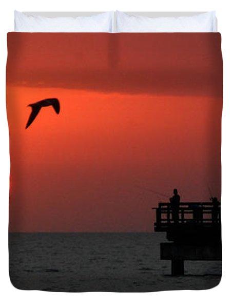 Jacks Sunrise Duvet Cover