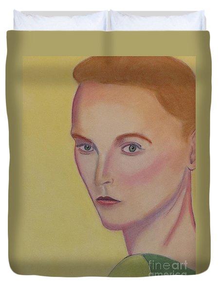 Jade Duvet Cover