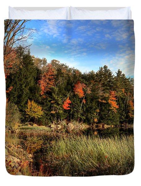 Jamies Pond 2 Duvet Cover