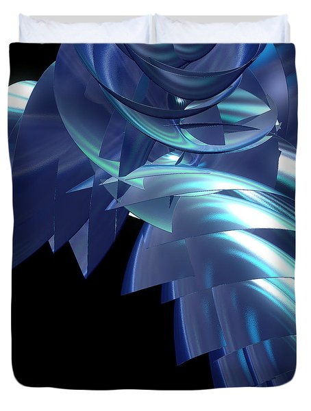 Jammer Turbo Sheen 001 Duvet Cover by First Star Art