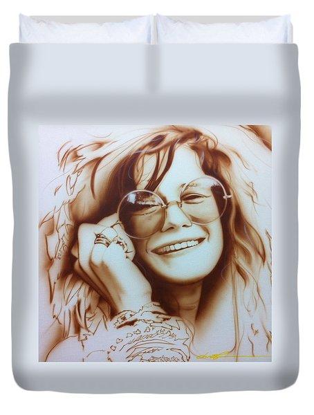 Janis Duvet Cover