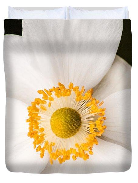 Japanese Anemone Duvet Cover