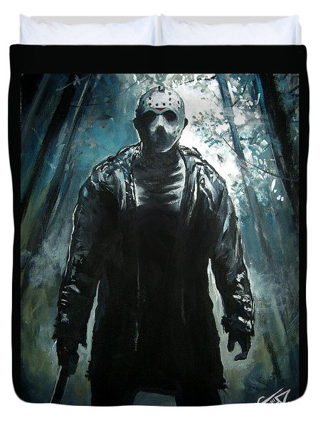 Jason Duvet Cover