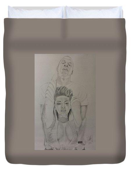 Jaybey Duvet Cover by DMo Herr