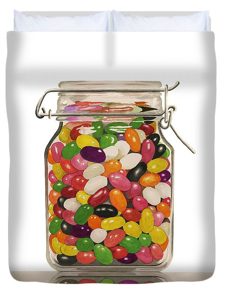 Jelly Beans Duvet Cover