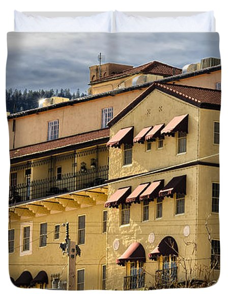 Jerome Grand Hotel No.18 Duvet Cover