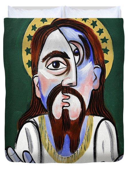 Jesus Christ Superstar Duvet Cover