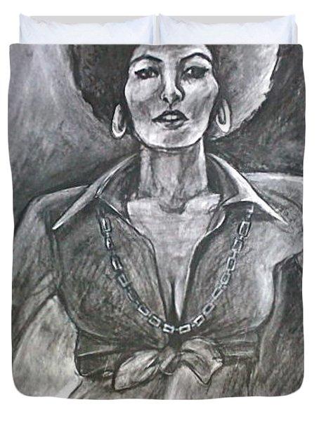 Jezebel Duvet Cover