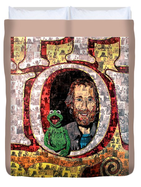 Jim Henson Duvet Cover