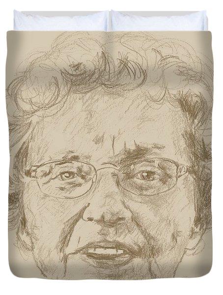 Joanne Duvet Cover