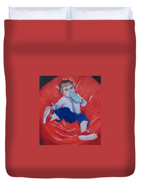 Joey Duvet Cover