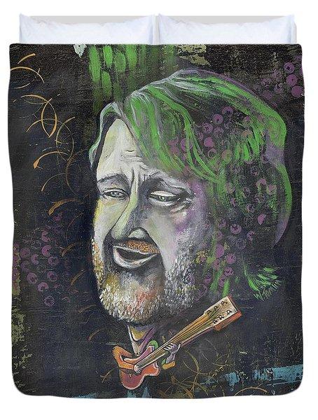 'john Bell' Duvet Cover