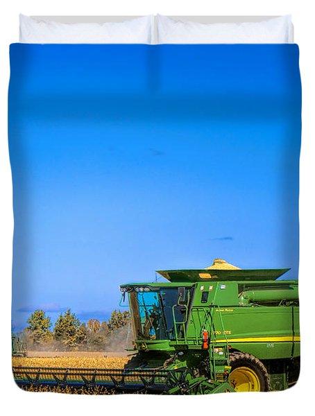 John Deere 9770 Duvet Cover