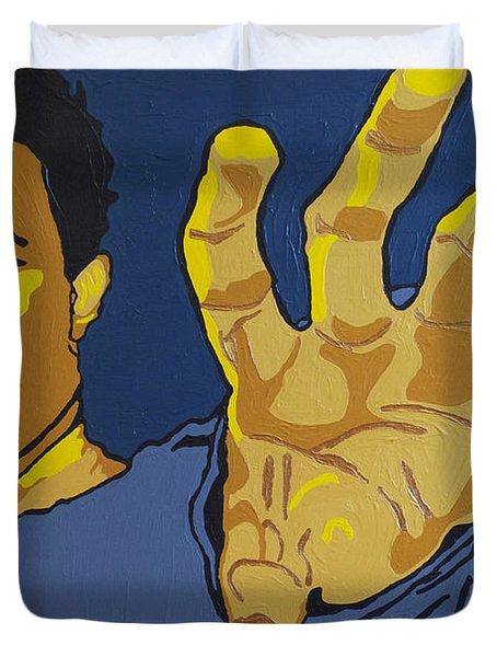 John Legend Duvet Cover