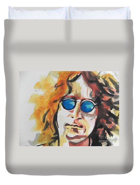 John Lennon 03 Duvet Cover