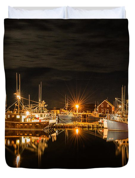 John's Cove Reflections Duvet Cover