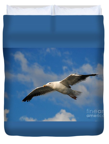 Jonathan Livingston Duvet Cover