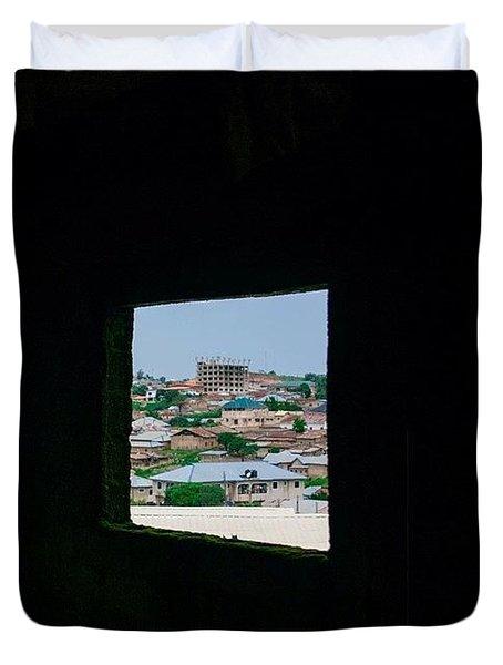 Jos, Nigeria Duvet Cover