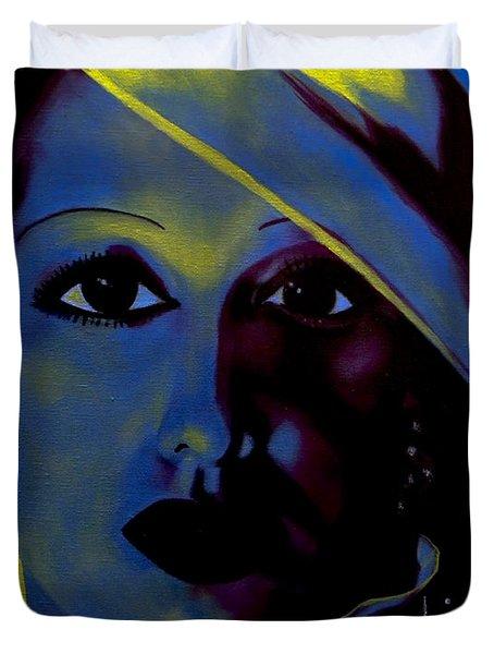 Josephine Baker Duvet Cover