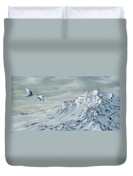 Journey Duvet Cover