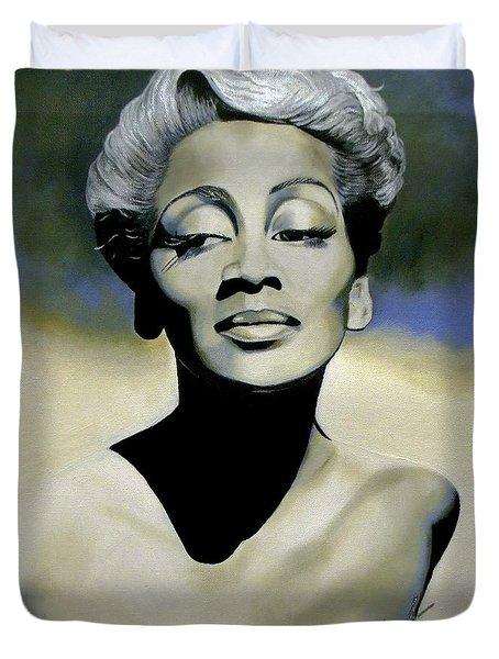 Joyce Bryant  Duvet Cover