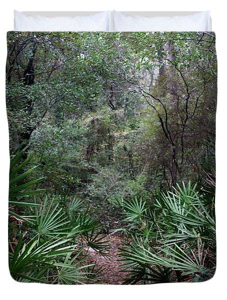 Jungle Trek Duvet Cover
