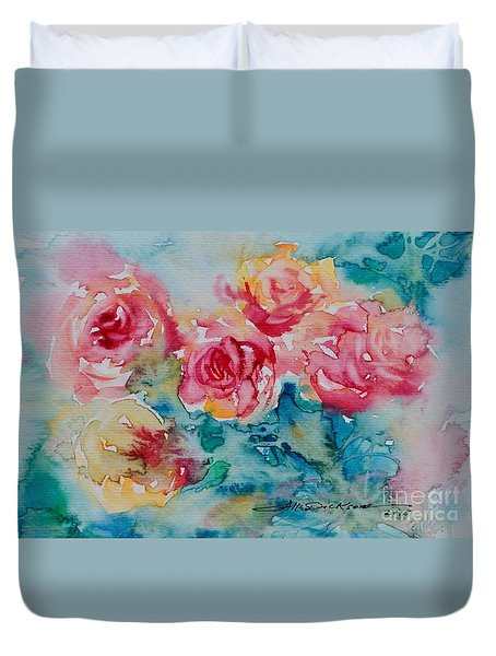 Just For You. #4 Duvet Cover