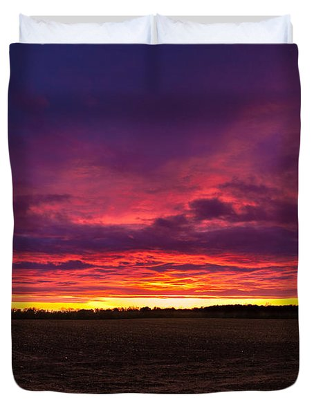 Just Planted  Duvet Cover by Lars Lentz