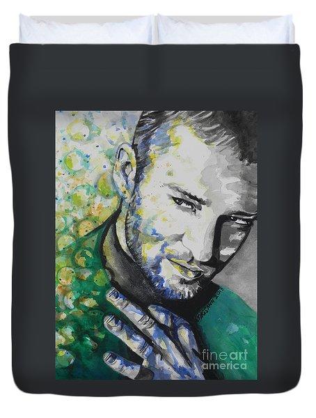 Justin Timberlake...01 Duvet Cover