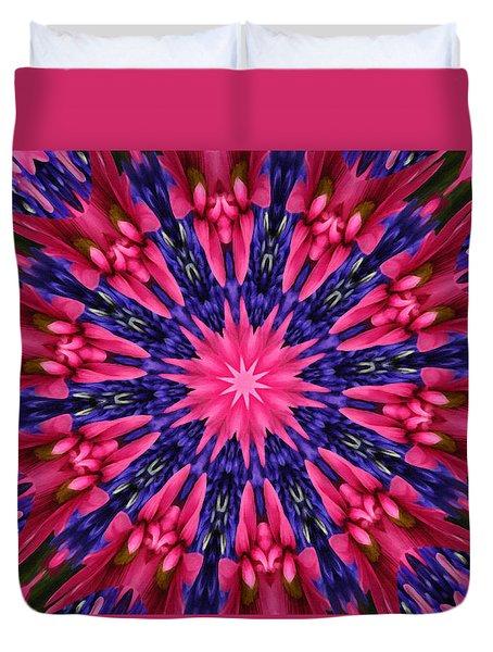 Kaleidoscope 10 Duvet Cover