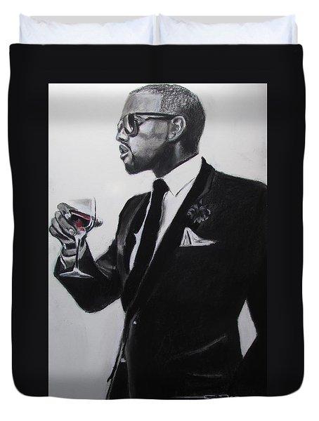Kanye West - Maga Hat Duvet Cover
